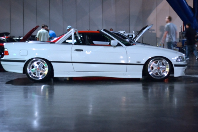 One sick BMW E36
